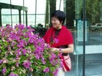 Tireless campaigner for major education reform, Mme Xu Yafen takes time out of her busy schedule in her home city of Ningbo in China's prosperous east coast province of Zhejiang.
